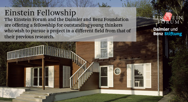 Call for applications: The Einstein Fellowship 2018.