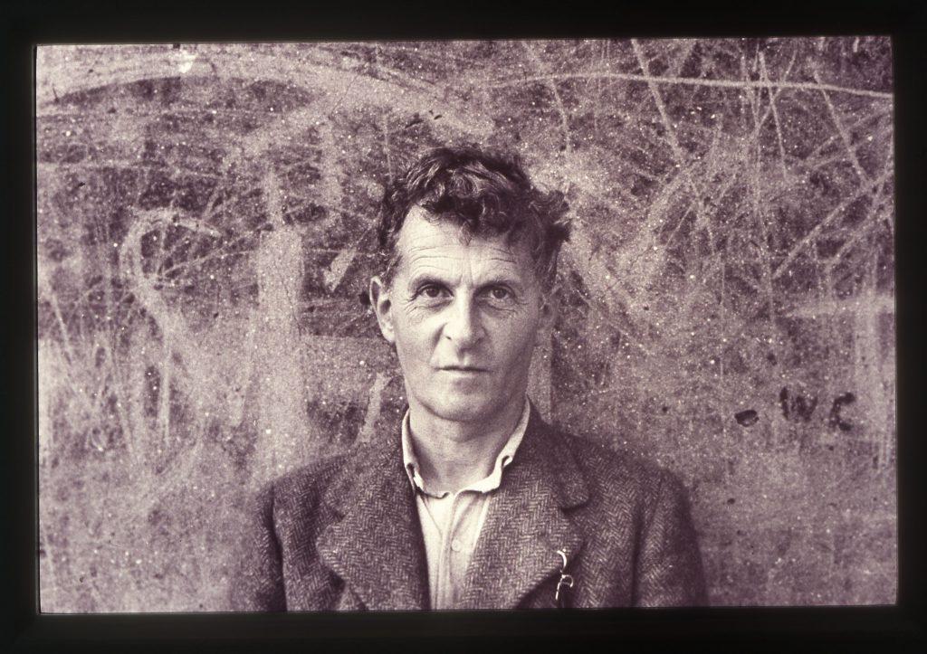 Ludwig Wittgenstein in Swansea, Sommer 1947. Fotografie von Ben Richards © Wittgenstein Archive, Cambridge