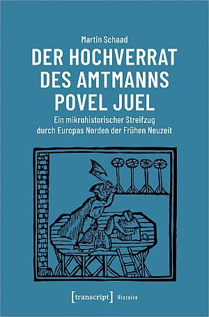 Buchcover Povel Juel