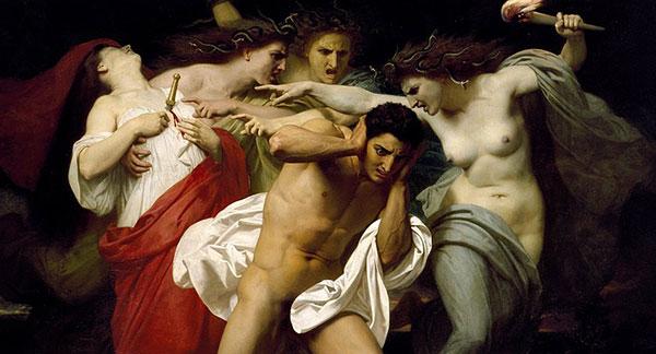 Orestes-Gemälde