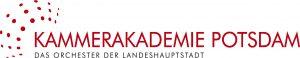 Logo Kammerakademie Potsdam